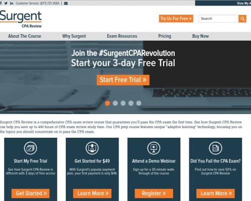 surgent-cpa-free-trial-screenshot