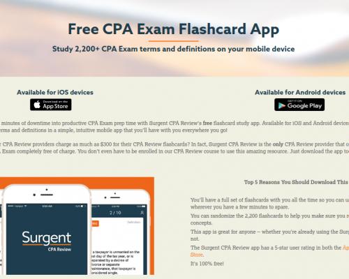 surgent-cpa-mobile-app
